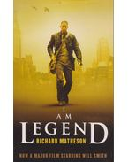 I Am Legend - Matheson, Richard