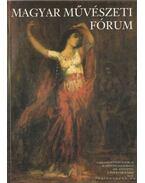 Magyar Művészeti Fórum 1999. február 1. szám - Legéndy Péter