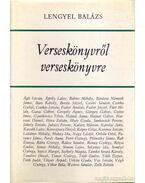 Verseskönyvről verseskönyvre - Lengyel Balázs