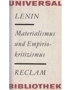 Materialismus und Empiriokritismus - Lenin, Vlagyimir Iljics