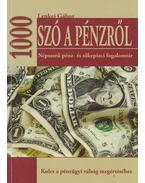 1000 szó a pénzről - Lenkei Gábor