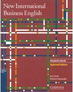 New International Business English - Leo Jones, Richard Alexander