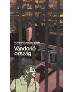 Vándorló ország - León, Adriano González