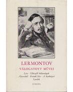 Lermontov válogatott művei - Lermontov, Mihail