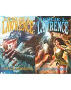 A jégbe fagyott sárkány kolostora I-II. - Leslie L. Lawrence