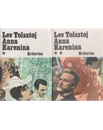 Anna Karenina I-II. - Lev Tolsztoj