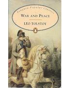 War and Peace - Lev Tolsztoj