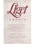 Liget 1997/1. szám - Levendel Júlia, Horgas Béla