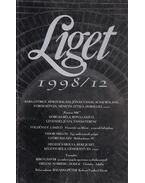 Liget 1998/12. szám - Levendel Júlia, Horgas Béla