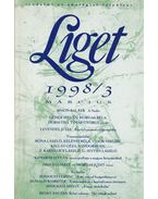 Liget 1998/3. szám - Levendel Júlia, Horgas Béla