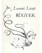Rügyek (dedikált) - Levendel László