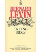 Taking Sides - LEVIN, BERNARD
