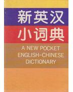 A New Pocket English-Chinese Dictionary - Lie Lie Jiang (szerk.)