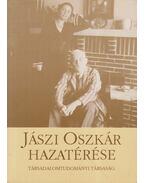 Jászi Oszkár hazatérése - Litván György