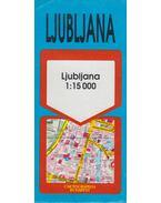 Ljubljana 1: 15 000