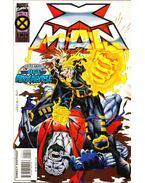 X-Man Vol. 1. No. 4 - Loeb, Jeph, Skroce, Steve