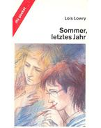 Sommer, letztes Jahr - Lois Lowry