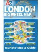 London Big Wheel Map A-Z