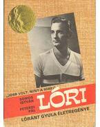 Lóri - Peterdi Pál, Somos István