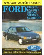 Ford Fiesta, Escort, Orion, Sierra, Scorpio - Lőrincz István, Péterfi Árpád