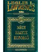 Négy fekete koporsó - Lőrincz L. László