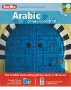 Berlitz Arabic Phrase Book & CD - Lorraine Sova