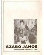 Szabó János festőművész kiállítása - Losonci Miklós