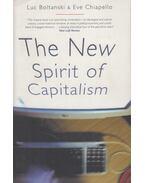 The New Spirit of Capitalism - Luc Boltanski, Eve Chiapello
