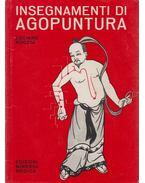 Insegnamenti di agopuntura - Luciano Roccia