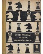 Taktika moderního sachu - Ludek Pachman