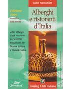 Albergi e ristoranti d'Italia - Luigi Cremona