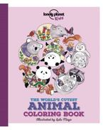 Worlds Cutest Animal Colouring Book - Lulu Mayo (ill.)