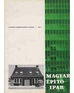 Magyar építőipar 1984 XXXIII. évfolyam 3. szám - Lux László