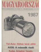 Magyarország 1987. XXIV. évfolyam ( hiányzik a 26. szám) - Pálfy József