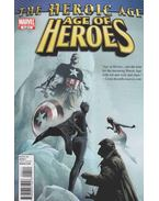 Age of Heroes No. 4. - Maberry, Jonathan, Shawn Moll, Walden Wong, Elliott Kalan, Brendan McCarthy, Casey, Joe, Fox, Nathan, Slott, Dan, Templeton, Ty