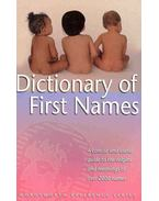 Dictionary of First Names - Macleod, Isebail, Freedman, Terry