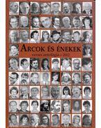 Arcok és énekek verses antológia - 2012 - Madár János