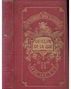 Le club de la joie - Magdeleine du Genestoux