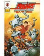 Magnus Robot Fighter Yearbook Vol. 1 No. 1 - Mike Baron, Paul Smith