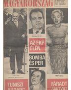 Magyarország 1973. X. évfolyam (hiányzik a 34. szám) - Pálfy József