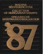 Magyar bélyegkincstár '87
