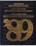 Magyar bélyegkincstár '89
