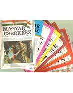 Magyar Cserkész 1990. XXIX. évf. (hiányos)