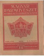 Magyar iparművészet XXIX. évf. 3-5. szám - Györgyi Kálmán