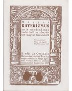 Magyar Katekizmus