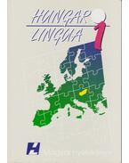 Hungaro Lingua I. - magyar nyelvkönyv - Hlavacska Edit, Hoffmann István, Laczkó Tibor, Maticsák Sándor