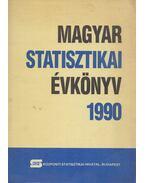 Magyar statisztikai évkönyv 1990
