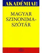 Magyar szinonimaszótár - O. Nagy Gábor, Ruzsiczky Éva