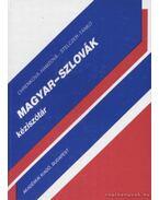 Magyar-szlovák kéziszótár - Stelczer Árpád, Chrenková, E., Tankó László, Hamzová, V.