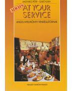 Always At Your Service - Magyarics Péter, Szabó Klára